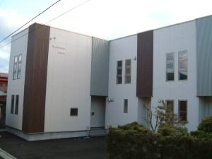 秋田市山王の賃貸住宅不動産 外観写真