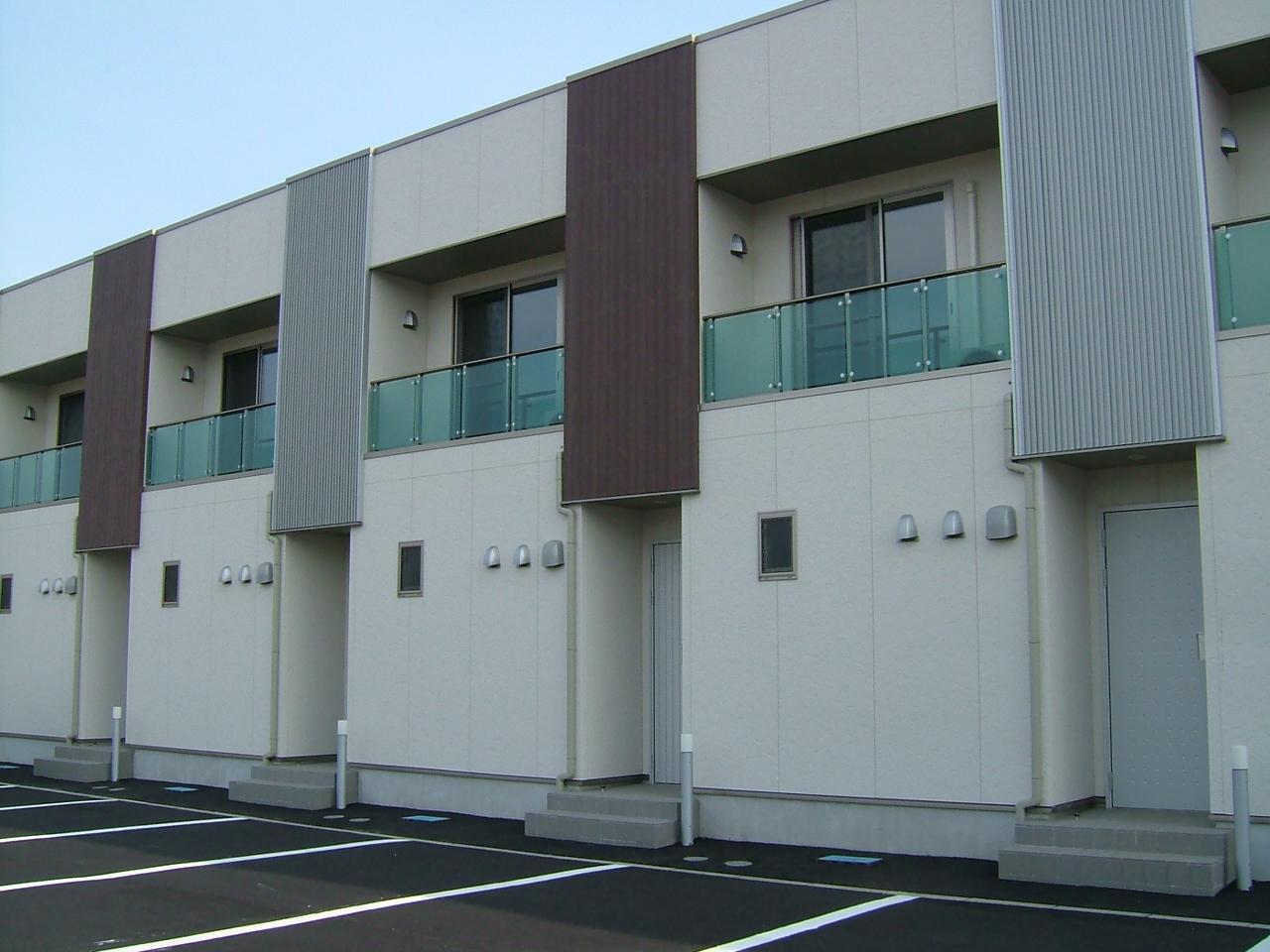 秋田市広面 賃貸アパート MI8